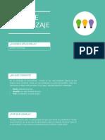 Estrategia de evaluación Formativa