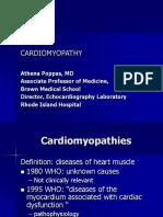 Cardiomyopathy 2