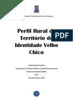 Publicação Perfil Rural Velho Chico