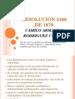 Diapositivas 3.1 Atrabajos Alto Riesgo