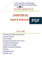 Computer Graphic - Chapter 03