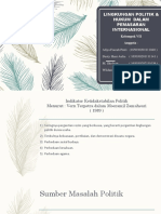 Ppt Pemasaran Inter Kel. 7 Lingkungan Politik & Hukum