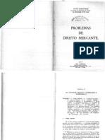Problemas de Direito Mercantil - Sylvio Marcondes - p. 129-162