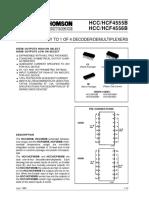 HCF4555B