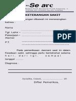 Contoh Surat Keterangan Sakit dari Dokter2.docx