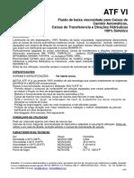 Ficha-técnica-ATF VI 1211 PT BR