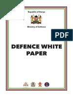White Paper Kenya