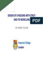 dESIGN OF D REGIONS STRUT AND TIE.pdf