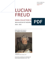 Lucian Freud Imma Collection Freud Projec