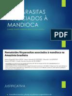 Fitoparasitas Associados à Mandioca