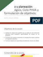 Objetivos, PHVA, encadenamiento lógico.pdf
