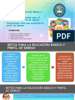Temas - Enfoque Educativo de Perfil de Egresado Ppt