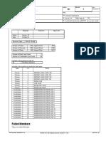 Staad Job Info