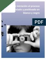 01-taller de iniciación al proceso de revelado y positivado en blanco y negro