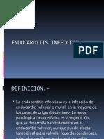 Endocarditis Infecciosa lista