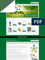 Online Pharmacy Store C# Asp Screens