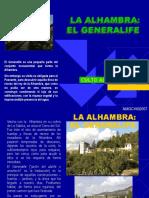 Paseos por la Alhambra