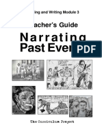 - Reading and Writing Module 3. Narrating Past Events - Teacher's Guide.pdf