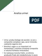 Analiza-urinei
