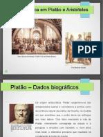 Filosofia política em Platão e Aristóteles