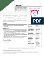 Debian GNU KFreeBSD