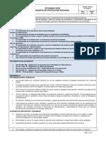 Estandar de EPP V1
