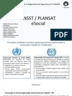 Apresentação_PNSST, PLANSAT e eSocial_25.03.19