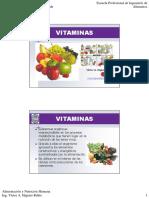 5. Vitaminas