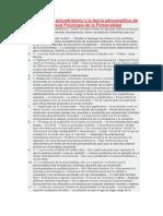 El Modelo Psicodinámico y La Teoría Psicoanalítica de Freud Psicología de La Personalidad