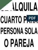 SE ALQUILA CUARTO PARA PERSONA SOLA O PAREJA.docx