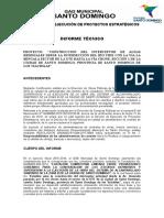 Informe Técnico Del Proyecto