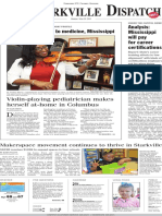 Starkville Dispatch eEdition 5-20-19