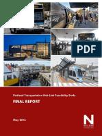 Portland Hub Link Feasibility Study FINAL REPORT - May2016