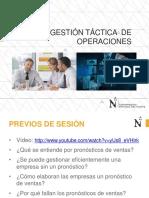 GESTACOP Sesión 2 - Pronósticos de Ventas JGV
