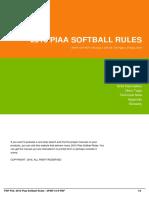 IDaf0f91396-2013 piaa softball rules