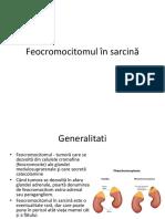 Feocromocitomul În Sarcină (GA)