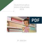 Guia Informativa Etiquetado2018