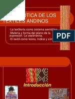 semiotica textil