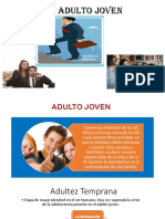 Adulto Joven Ppt