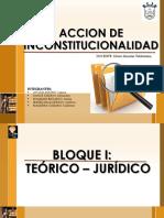 Grupo 01 Proceso de Inconstitucionalidad