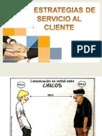 Estrategias de Mercadeo Servicio Al Cliente