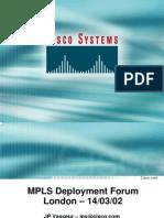 MPLS Traffic Engineering