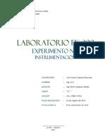 LAB - FIS III - 1