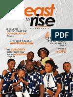 Yeast to Rise Magazinee