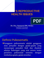 _Woman's Reproductive Health Issues