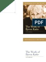 Byron Katie Little Book