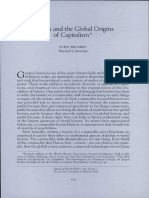 SVEN BECKERT, Cotton and the global origin of capitalism