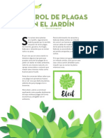 Columna Control de Plagas, Vidanova Revista, Escrita Por Mauricio Jonguitud, Edición 75