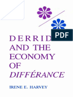 Irene E. Harvey - Derrida and the Economy of Différance.pdf