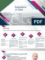 RJR Nabisco Case_Group 4_PPT